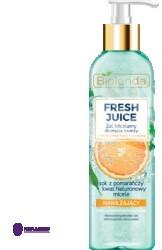 Bielenda Fresh Juice Pomarańcza Nawilżający żel micelarny 190g