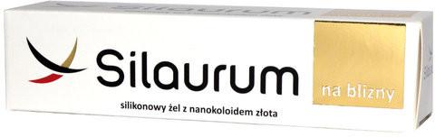 Sollinea Silaurum silikonowy żel na blizny 15 ml 9077087