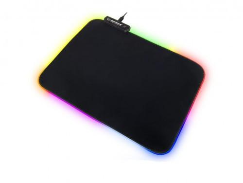 Esperanza podkładka gaming pod mysz RGB LED zodiak EGP105