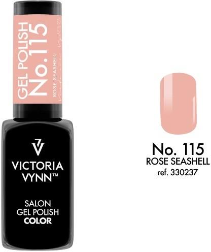 Victoria Vynn Lakier hybrydowy GEL POLISH COLOR 8 ml - Rose Seashell 115sh 330237-VICTORIA-VYNN