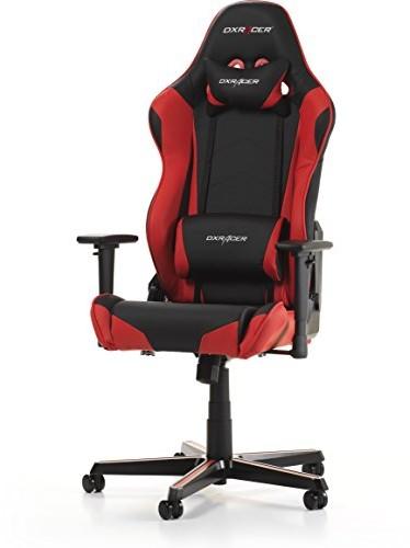 DXRacer Racing GC-R0-nr-Z1krzesło Gaming Gaming Chair Czarny/czerwony GC-R0-NR-Z1