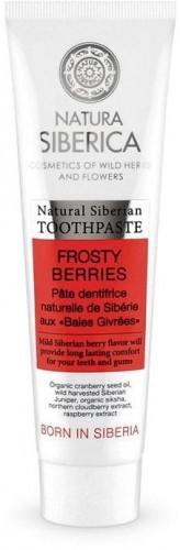 NATURA SIBERICA - (kosmetyki) Pasta do zębów lodowe jagody EKO - Natura Siberica - 100g BP-4607174437562