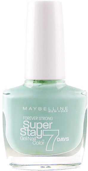 Maybelline SuperStay 7 Days Gel Nail Color Lakier Do Paznokci 615 Mint For Life
