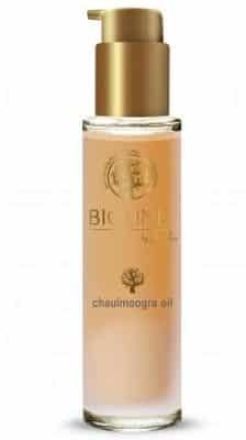 BIOLINE Olejek chaulmoogra 100% czysty 50ml Bioline