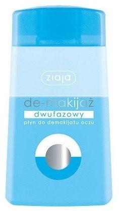 Ziaja Ziaja de-makijaż dwufazowy płyn do demakijażu oczu 120 ml ZIAJADEMAK2FAZ