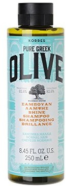 Korres Pure Greek Olive Shine & Brilliance Shampoo Normal Hair 250 ML 0300171
