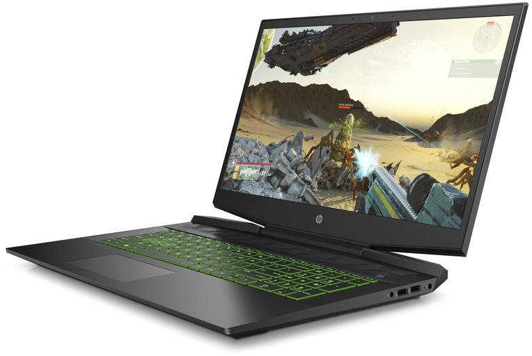 HP Pavilion Gaming 15-dk0021nw 7SD71EAR HP Renew