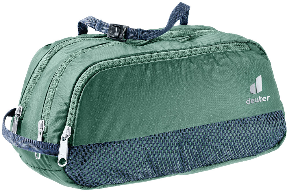 Deuter Mała kosmetyczka Wash Bag Tour III seagreen/navy apm_4046051117966
