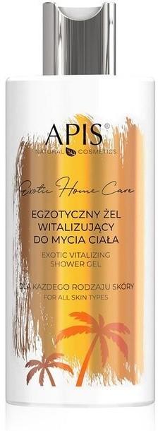 Apis Exotic Home Care Egzotyczny witalizujący żel do mycia ciała 300ml 57899-uniw