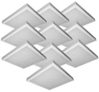 Volteno 10x panel led 40W natynkowy oprawa sufitowa 6000K plafon lampa pod sufit kasetonow 32810