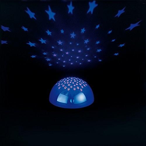 Trio Leuchten r53430012 Sirius Base LED, jasnoniebieski, biały R53430012