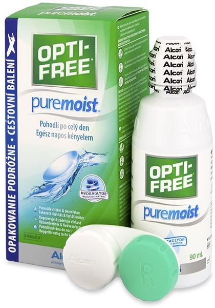 Alcon Płyn OPTI-FREE PureMoist