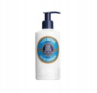 L'OCCITANE Body Rich Lotion 15% Shea Butter 250 ml