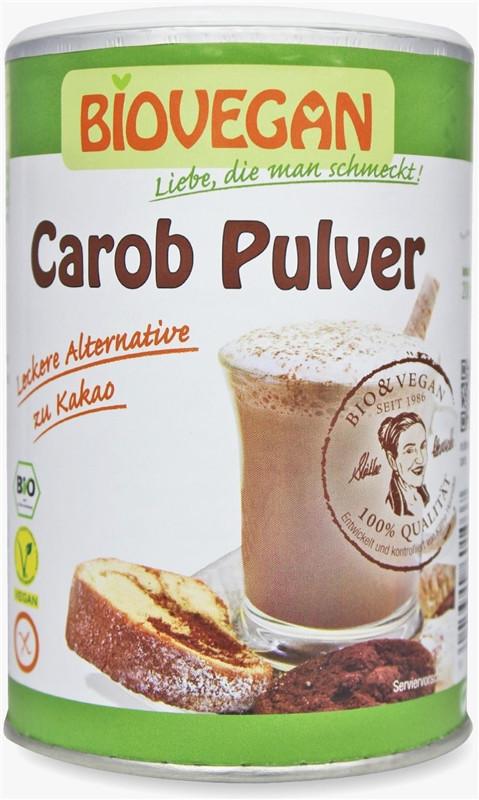 Bio Vegan KAROB W PROSZKU BEZGLUTENOWY BIO 200 g