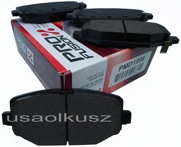 Pro Fusion Klocki hamulcowe tylne RAM Cargo Van 2012 xxx