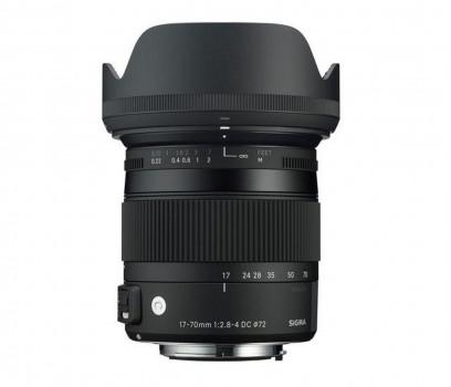 Sigma 17-70mm f/2.8-4 OS DC Macro HSM Canon (884954)
