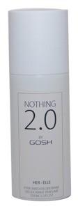 Gosh Nothing 2.0 her dezodorant w spray-u 150 ml
