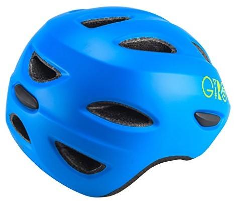 Giro scamp dzieci kask rowerowy niebieska/zielona 2017 7067920