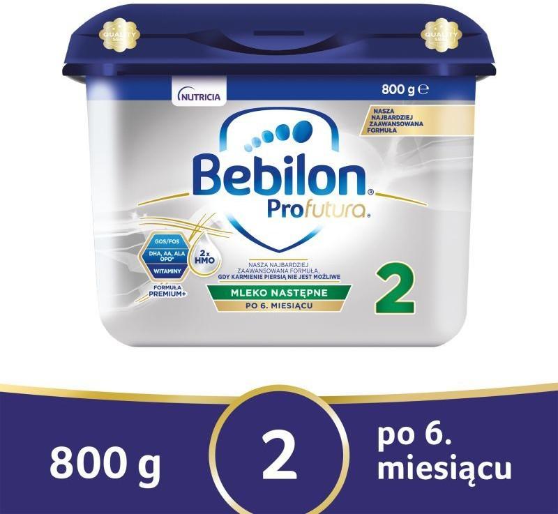 NUTRICIA CUIJK B.V. Bebilon profutura 2 800 g
