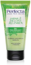 DAX Cosmetics Żel do mycia twarzy Jarmuż, Zielony Jęczmień, 150 ml 5900525057921