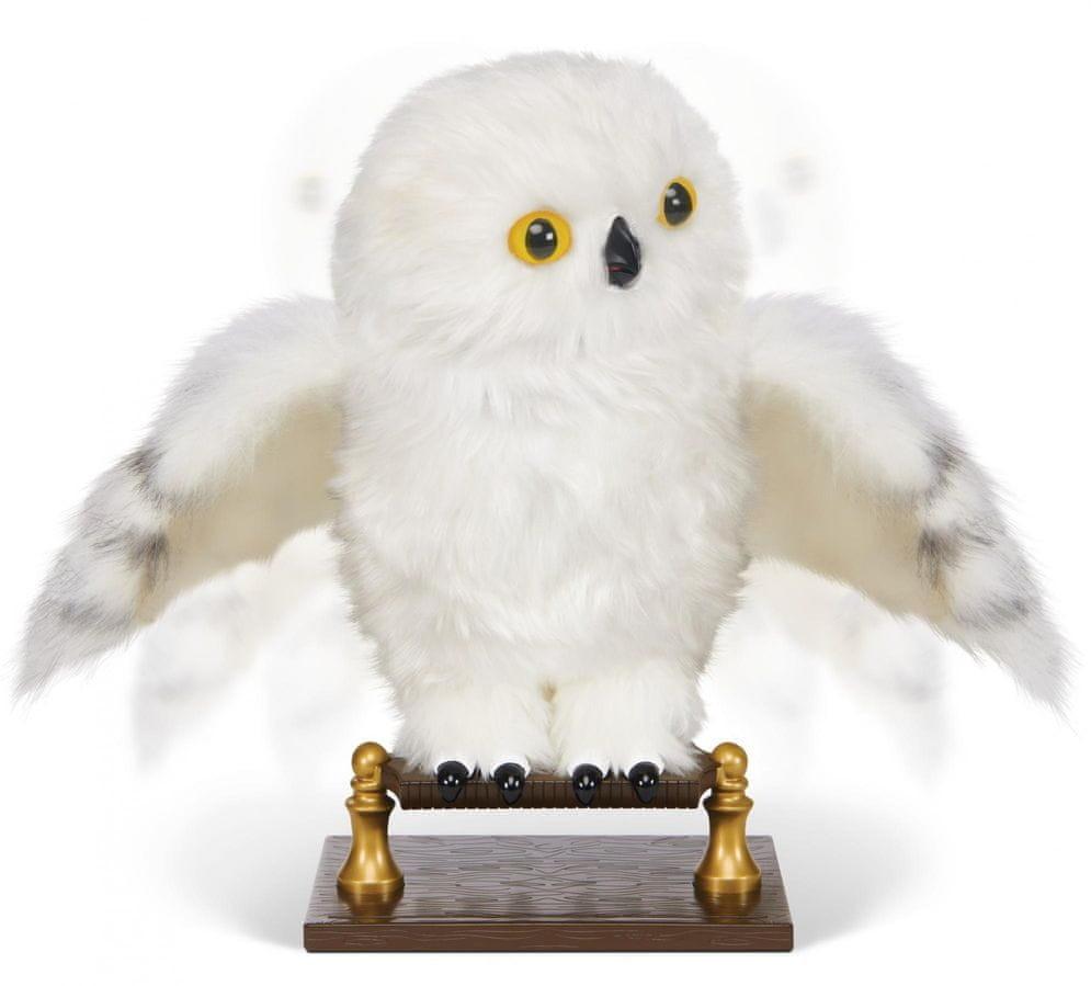 Spin Master Wizarding World interaktywna Hedwiga 6061829 6061829