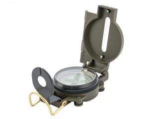 Joker Kompas wojskowy z linijką + darmowy zwrot (JKR2529) JKR2529