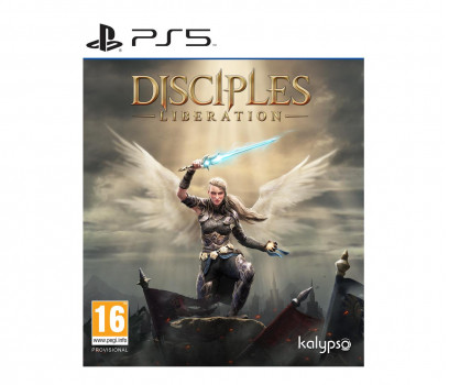 Disciples: Liberation - Deluxe Edition (GRA PS5)