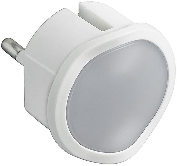 Legrand 50678 - LED Oświetlenie awaryjne ciemnialne do gniazda LED/0,06W/230V biały