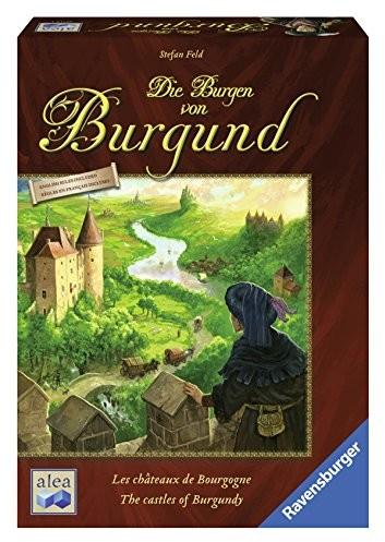 Ravensburger 26914 - ALEA: Burgen von Burgund