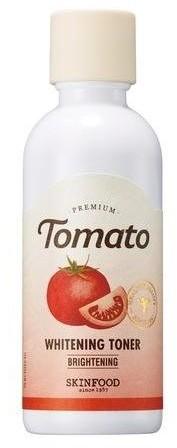 SKINFOOD SKINFOOD Tomato brightening toner Rozświetlająco-rozjaśniający tonik do twarzy 180ml 51227-uniw