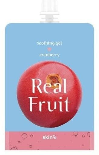 SKIN79 Skin79 Real Fruit Soothing Gel Cranberry Odświeżająco-rewitalizujący żel do mycia ciała 300g 45393-uniw