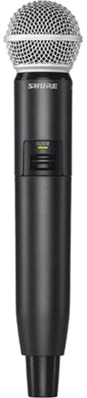 Shure GLXD2/SM58 Cyfrowy nadajnik z mikrofonem SM58