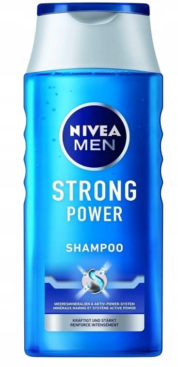 Nivea Men, Szampon, 250 ml
