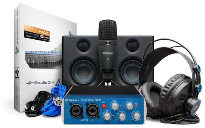 PreSonus AudioBox 96 Studio Ultimate - Zestaw Nagr.