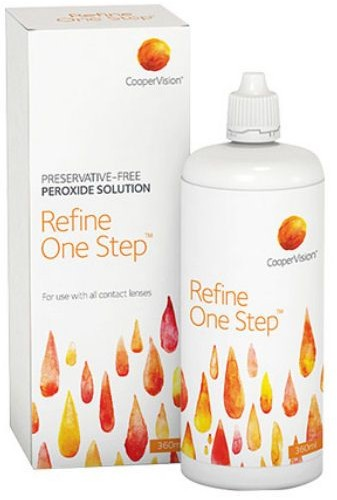 CooperVision Refine One Step 360 ml