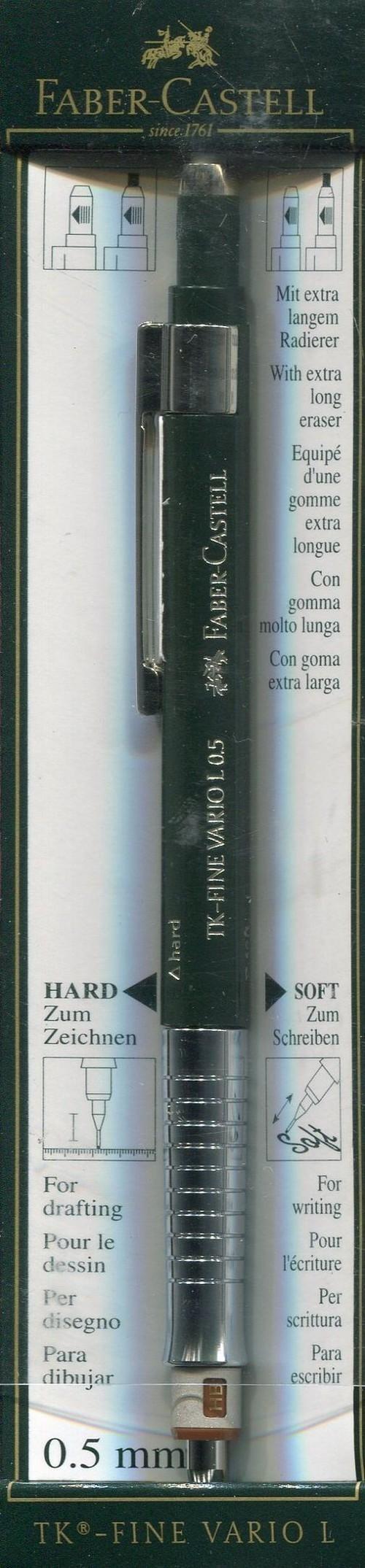 Ołówek automatyczny 0,5 mm TK-FINE w etui