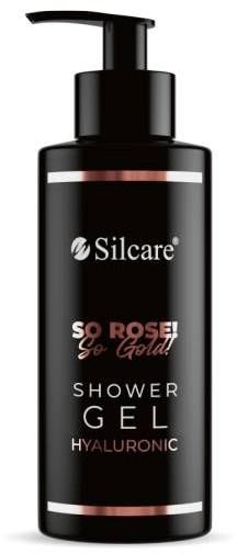 Silcare Silcare So Rose! So Gold! Shower Gel Hyaluronic  250ml żel hialuronowy pod prysznic