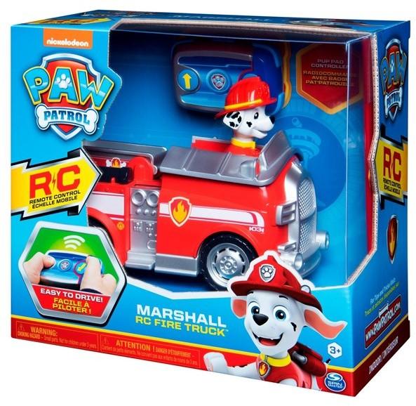 Paw Patrol Paw Patrol Marshall RC Firetruck 6054195