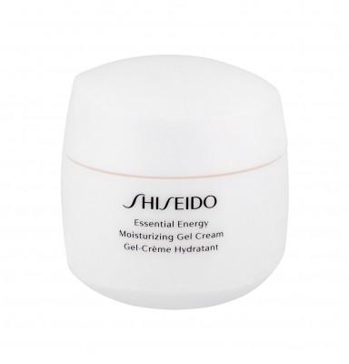Shiseido Essential Energy Moisturizing Gel Cream żel do twarzy 50 ml dla kobiet