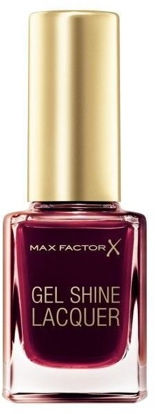Max Factor Gel Shine Lacquer lakier do paznokci 60 Sheen Merlot 11ml