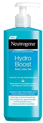 Neutrogena Hydro Boost balsam do ciała Gel, trójpak (3 X 400 ML) 92924