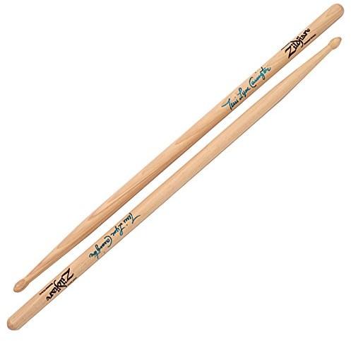 Zildjian seria artystów pałeczki hikory - Terri Lyne Carrington - drewniana końcówka ZASTC