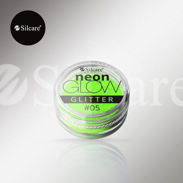 Vanity Brokat Neon Glow 05 3g Neon Zielony