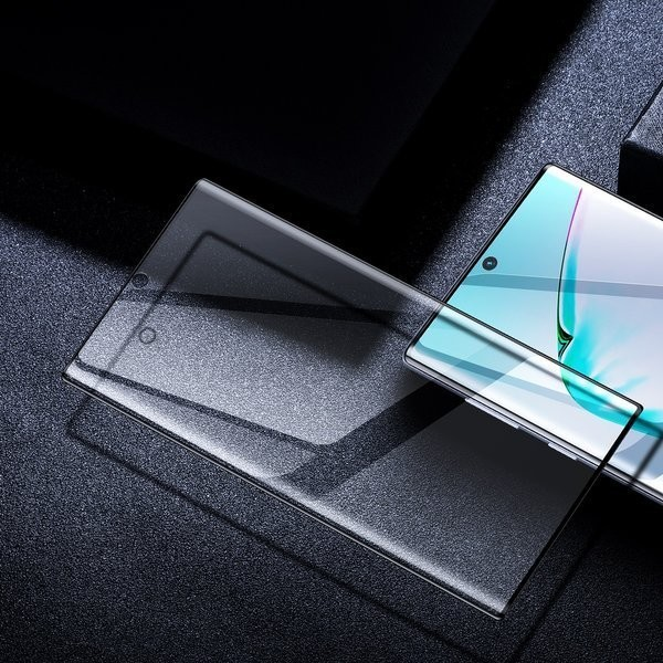 Samsung Baseus Baseus SGSANOTE10P-KR01 | Galaxy Note 10+ Plus folia ochronna na cały ekran 3D | 2szt SGSANOTE10P-KR01