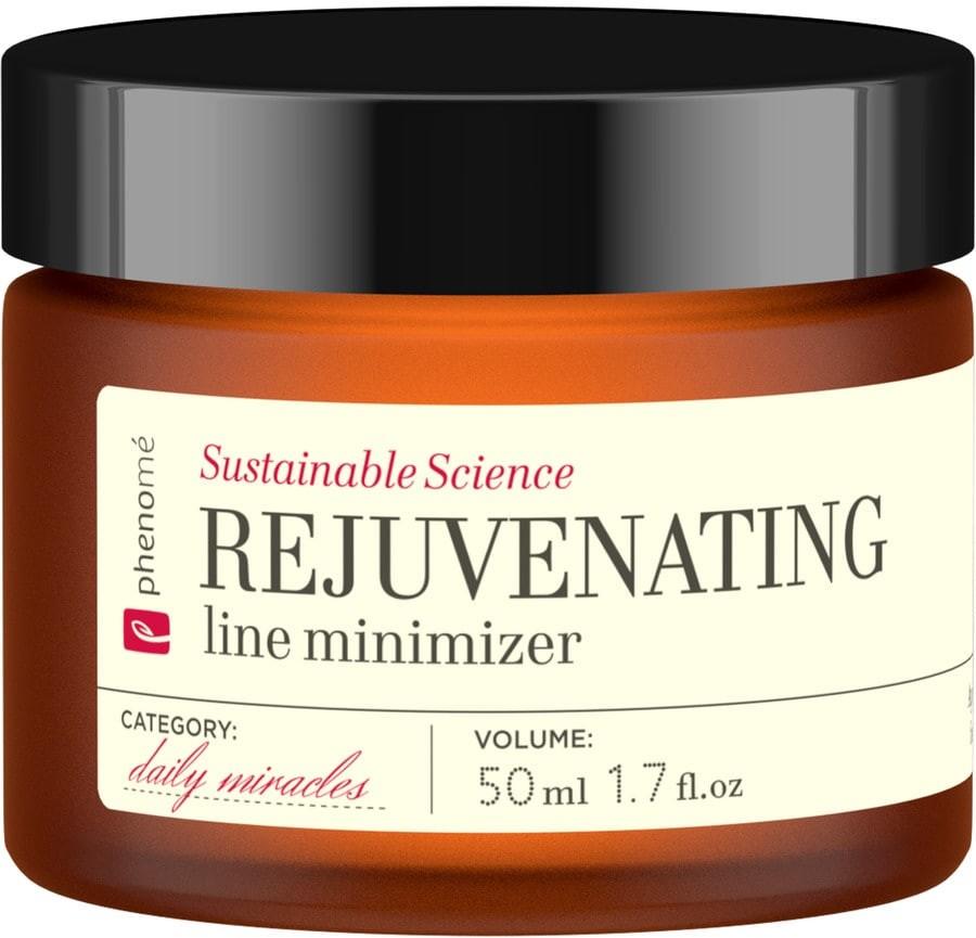 Phenome Phenome Rejuvenating Line Minimizer Przeciwzmarszczkowy krem do cery suchej i wrażliwej 50 ml