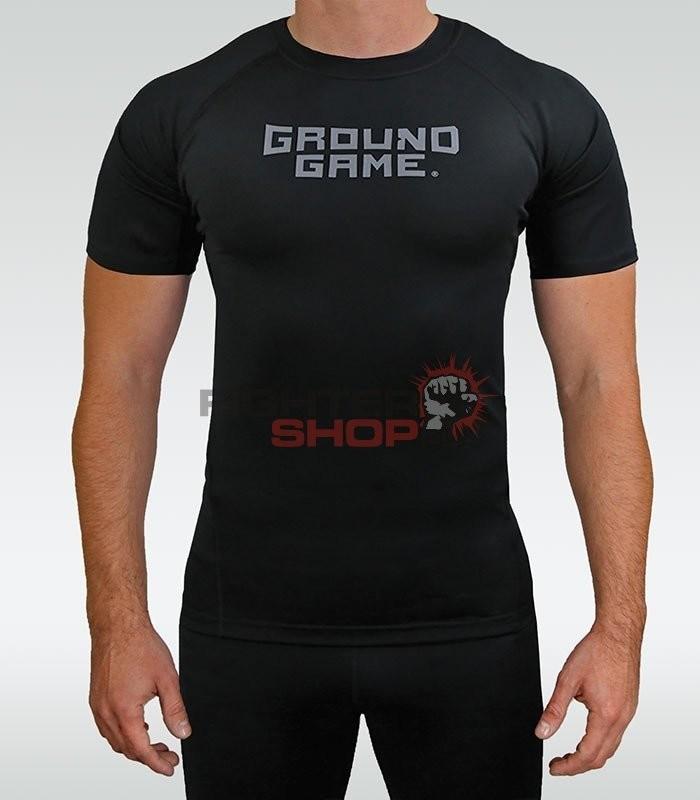 Athletic Ground Game Rashguard męski SHADOW Ground Game