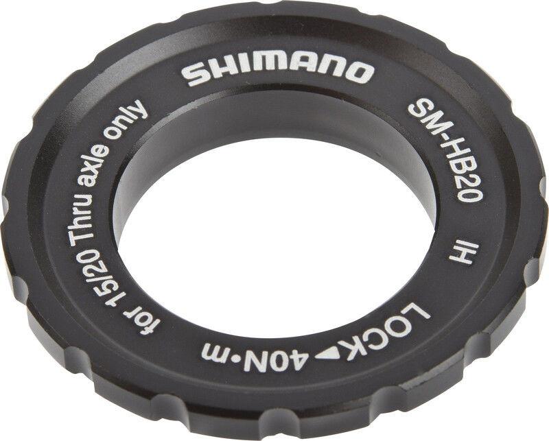Shimano Shimano SM-HB20 Center-Lock okrąg dla osi piasty 2020 Akcesoria do hamulców tarczowych