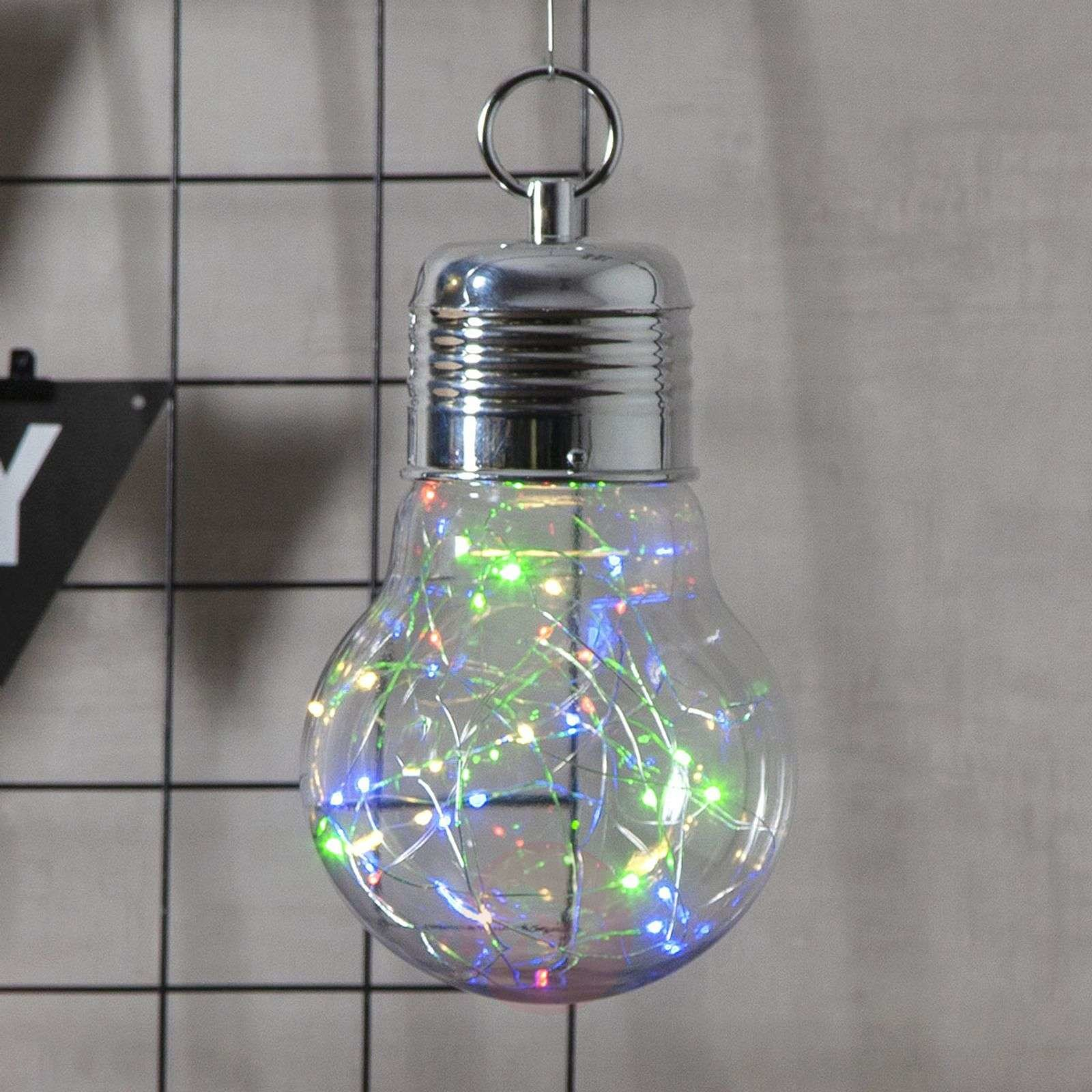 Best Season LED-Dekoleuchte Bulby, bunt