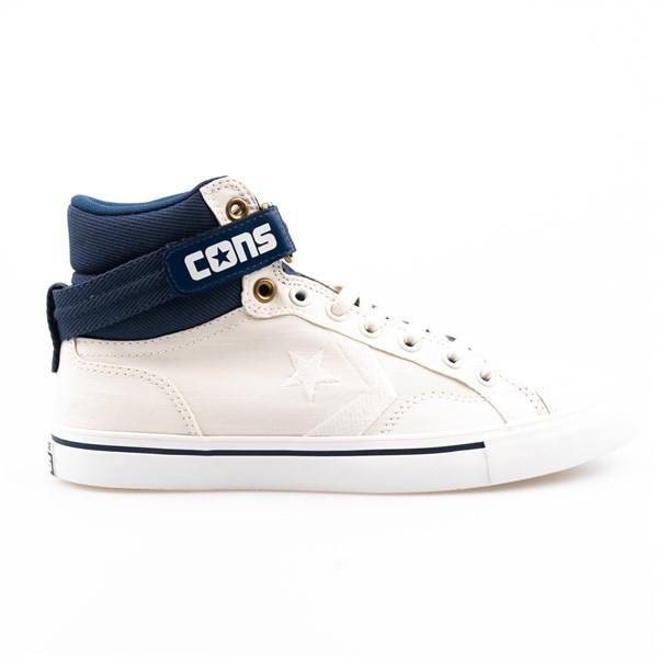 Converse topánky Pro Blaze Plus Parchment/Egret/Navy PARCHMENT/EGRET/NAVY) rozmiar 44