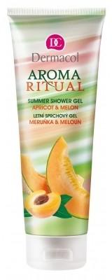Dermacol Aroma Ritual Apricot & Melon żel pod prysznic 250 ml dla kobiet